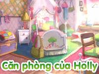 Căn phòng của Holly