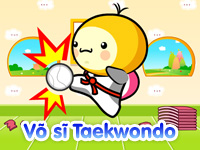 Võ sĩ taekwondo