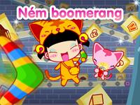 Ném boomerang