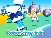 Robot chạy trốn