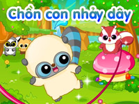 Chn con nhy dy