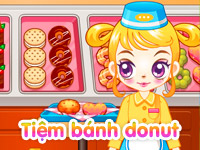 Tim bnh donut