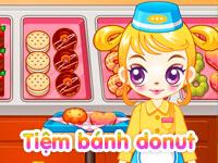 Tiệm bánh donut