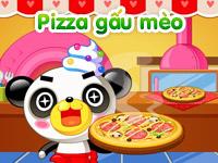 Pizza gấu mèo