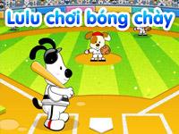 Lulu chơi bóng chày