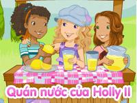 Quán nước của Holly II