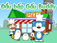 Đầu bếp Gấu Buddy