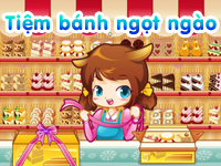 Tiệm bánh ngọt ngào