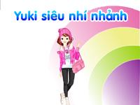 Yuki siêu nhí nhảnh
