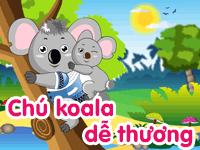 Chú Koala dễ thương