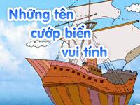 Những tên cướp biển vui tính