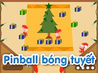 Pinball bóng tuyết