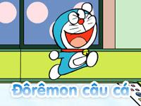 Doraemon câu cá
