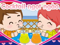 Cocktail ngọt ngào