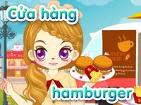 Cửa hàng hamburger