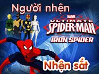 Người nhện - Nhện sắt