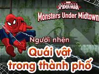 Người nhện - Quái vật trong thành phố
