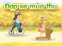 Đạp xe mùa thu