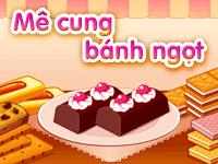 Mê cung bánh ngọt