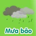 Mưa bão - Bộ 3