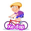 Xe đạp - Bộ 1
