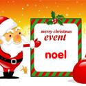 Noel - Bé thách đố