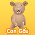 Con gấu - Bộ 1