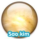 Sao Kim - Bé thách đố