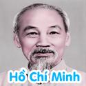 Hồ Chí Minh - Bé thách đố