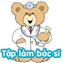 Tập làm bác sĩ - Bé thách đố