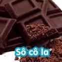 Sô cô la - Bé thách đố