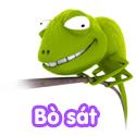 Bò sát - Bộ 1