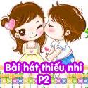 Bài hát thiếu nhi P2 - Bộ 1