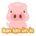 Bạn lợn ủn ỉn - Bộ 2