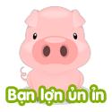 Bạn lợn ủn ỉn - Bộ 3