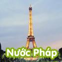Nước Pháp - Bộ 3