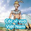 Các vị vua Việt Nam - BTD