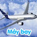 Máy bay - Bé thách đố