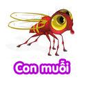 Con muỗi - Bộ 1