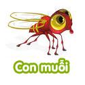 Con muỗi - Bộ 3