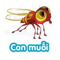 Con muỗi - Bé thách đố