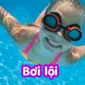 Bơi lội - Bộ 1
