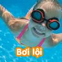 Bơi lội - Bộ 2