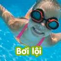 Bơi lội - Bộ 3