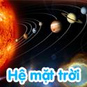 Hệ mặt trời - phần 2 - Bé thách đố