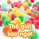 Thế giới kẹo ngọt - Bộ 2
