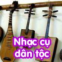 Nhạc cụ dân tộc- Bộ 1