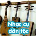Nhạc cụ dân tộc- Bộ Bé Thách Đố