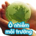 Ô nhiễm môi trường- Bộ bé thách đố