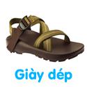 Giày dép - Bé thách đố